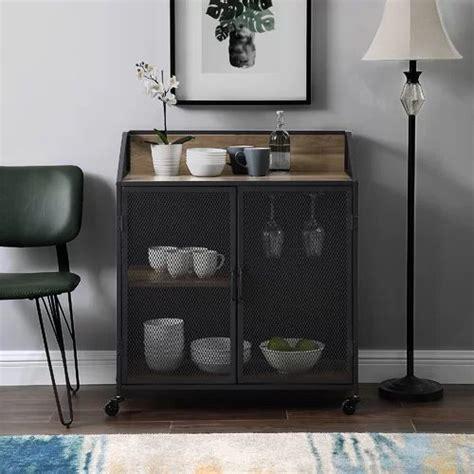 Bowles Bar Cabinet