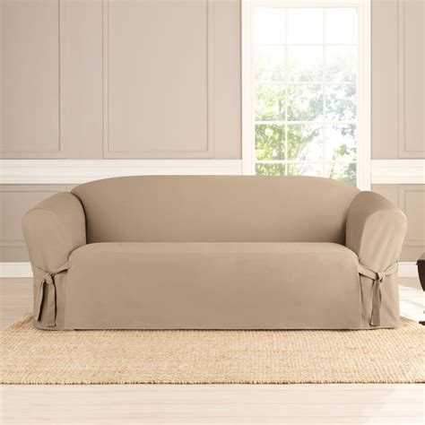Box Cushion Slipcover