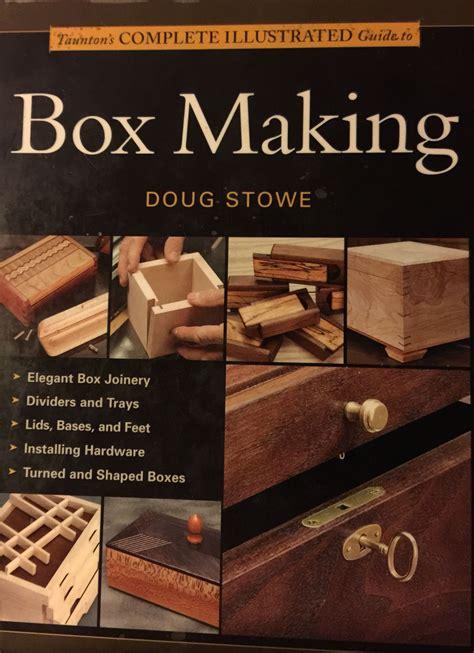 Box making books Image