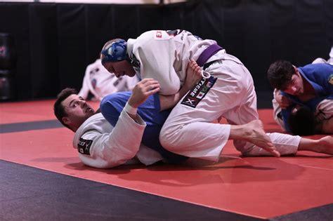 Boxing Mixed With Jiu Jitsu For Self Defense