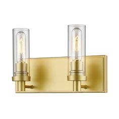 Boylon 2-Light Vanity Light