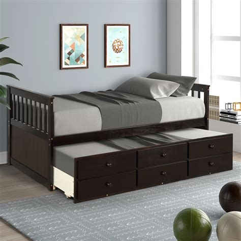 Boys Trundle Bed