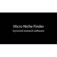 Brad callen's niche finder software find low comp keywords & more! scam