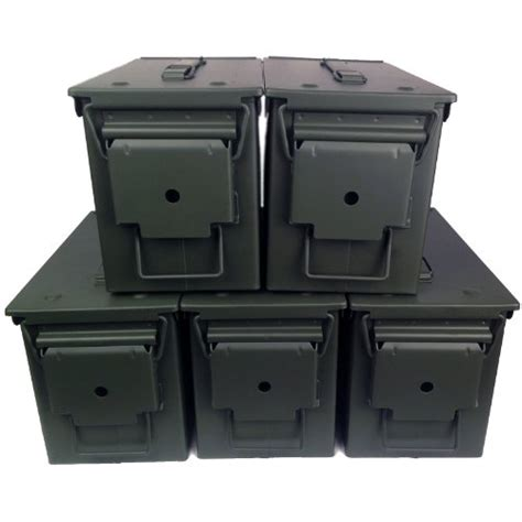 Brand New Ammo Cans