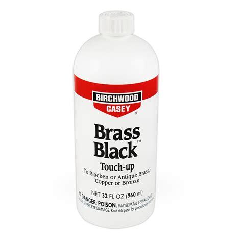 Brass Black Touch-Up 3 Fl Oz Bottle - Birchwood Casey