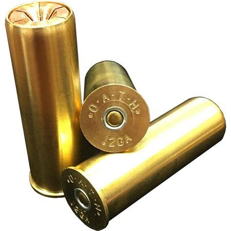Brass Case 12 Guage Shotgun Shells