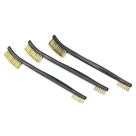 Brass Gun Cleaning Brushes