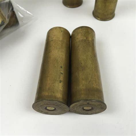 Brass Shotgun Shells With Nipples