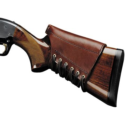 Brauer Leather Cheek Piece