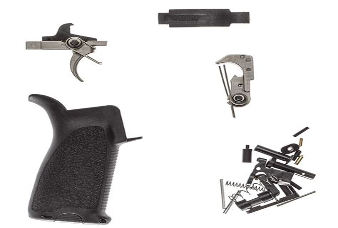 Bravo-Company Bravo Company Ar-15 Bcmgunfighter Enhanced Lower Parts Kits.