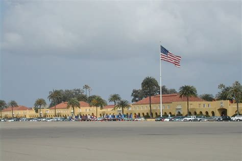 Bravo-Company Bravo Company Barracks Midway Ave Mcrd San Diego.