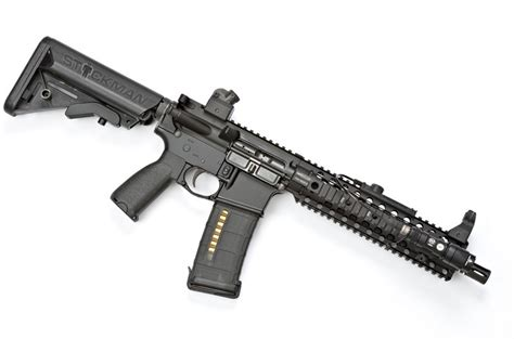 Bravo Company Gunfighter Grip Mod 0 Black Rifle Stocks