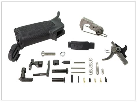 Bravo-Company Bravo Company Lower Receiver Parts Kit.