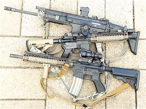 Bravo-Company Bravo Company Rifles Vs Daniel Defense.