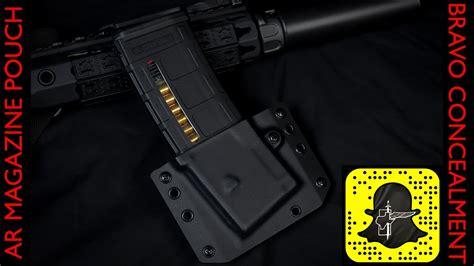 Bravo Concealment The Best AR M4 Rifle Magazine Holster Pouch