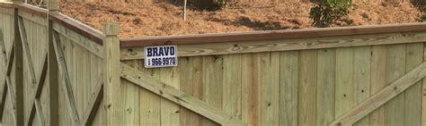 Bravo-Company Bravo Fence Company Auburn Ca.