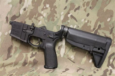Bravo Lower Receiver