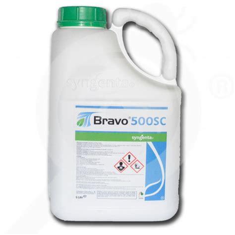 Bravo-Company Bravo Pesticide Company.