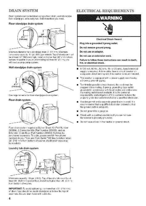 bravos xl washer manual pdf manual