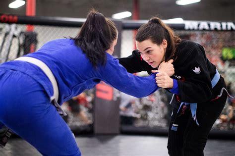 Brazilian Jiu Jitsu For Women Self Defense