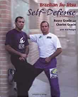 Brazilian Jiu Jitsu Self Defense Techniques Book