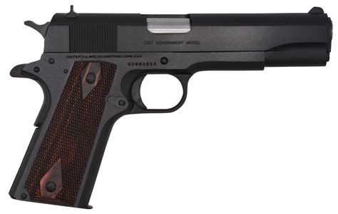 Breaking In A New Colt 1911