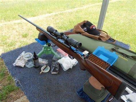 Breaking In A Rifle Barrel
