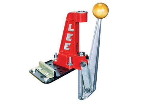 Breech Lock Reloader Single Stage Press