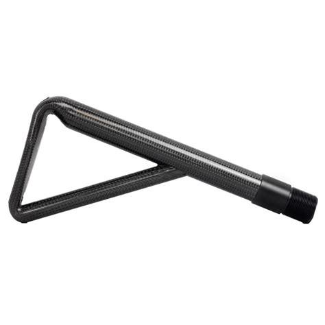 Brigand Arms Ar15 Carbon Black Buttstock Ar15 Carbon Black Buttstock Black Fixed