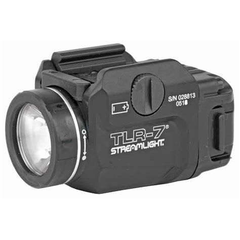 Bright Compact Weapon Light Tlr7
