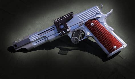 Briley Pd Custom Handguns