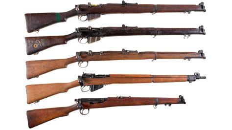 British Military Rifles Bolt Action Rifle
