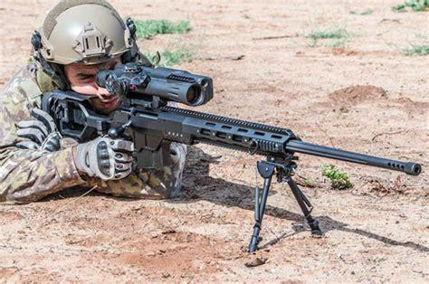 British Sas Sniper Rifle