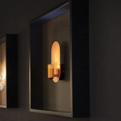 Brixton 1-Light LED Armed Sconce