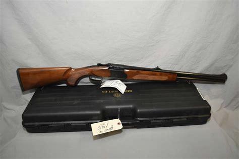 Brno Combo Rifle Shotgun Cal 308 Win 12ga