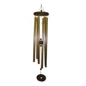 Bronze wind chimes lowes Image
