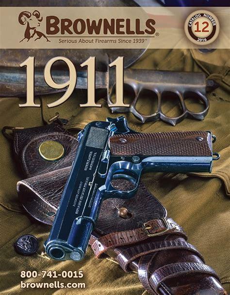 Brownells 1911 Catalog No 12 Release Wilson Combat