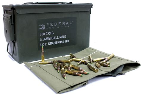 Brownells 5 56 Mm 62 Gr 420round Ammo Can