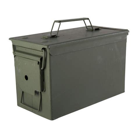 Brownells 50 Caliber Ammo Can Steel Green Brownells Iberica