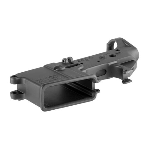 Brownells Ar Lower Build Video