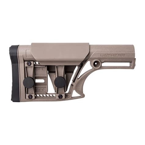 Brownells Ar15 Modular Stock Assy Fixed Rifle Length