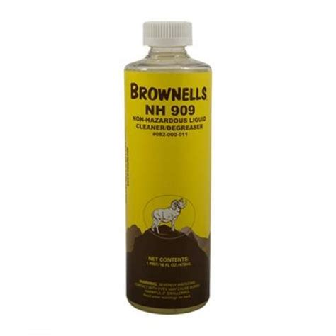 Brownells Benchtop Parkerizing Kit Cleaner Degreaser NH