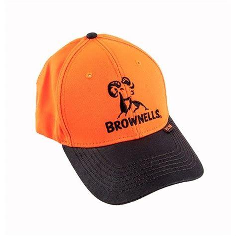 Brownells Blaze Cap Orange Brown Brownells Australia