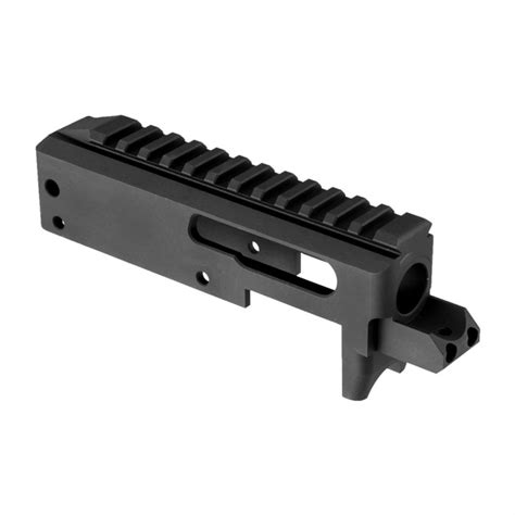 Brownells Brn22 Stripped Receiver For Ruger 1022 Brn22r Stripped Railed Receiver