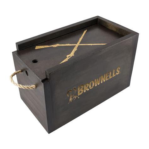 BROWNELLS BROWNELLS DECORATIVE AMMO BOX Brownells