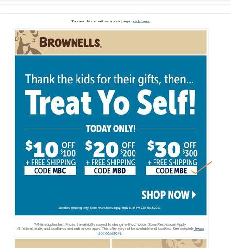 Brownells Catalog Coupon Code