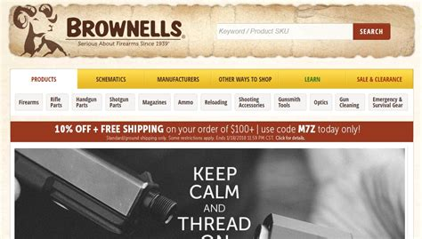 Brownells Coupons March 2018