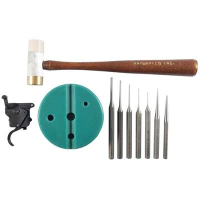 Brownells Diy Remington 700 Trigger Replacement Kit With
