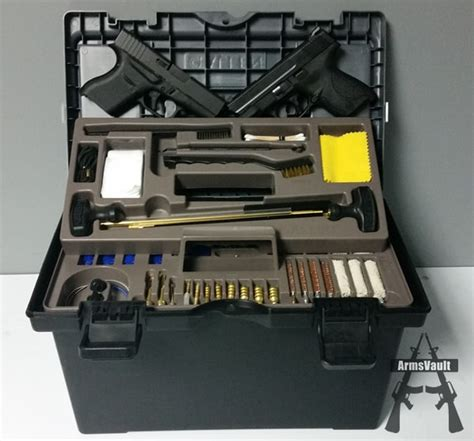 Brownells Extreme Duty Gun Cleaning Kit Armsvault