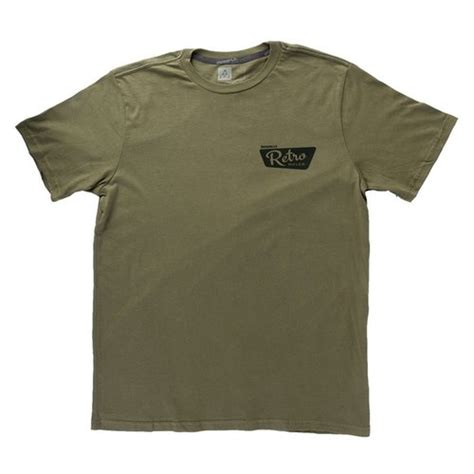 Brownells Fine Cotton Vintage Logo Tshirts Fine Cotton Vintage Logo Tshirt Large Green